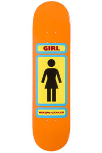 "Girl Capaldi 93 Til Infinity 7.75"" Deck (orange)"