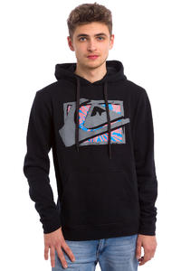 Quiksilver Everyday MW Spray Hoodie (anthracite)