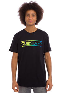 Quiksilver Classic Filled In T-Shirt (black)