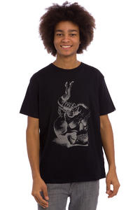 Quiksilver Classic Sorpion Rules T-Shirt (black)