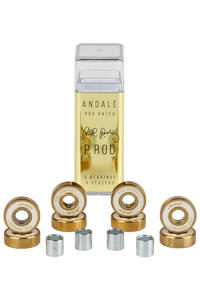 Andale P. Rod's Pen Box Kugellager (gold white)