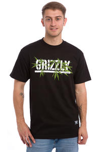 Grizzly Seed Stamp T-Shirt (black)