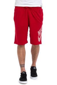 Nike SB Dri-FIT Stripe Sunday Shorts (gym red)