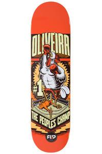"Flip Oliveira Comix 8.125"" Deck (orange)"