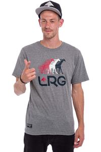 LRG RC Front Runners T-Shirt (charcoal heather)