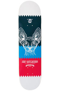 "Jart Skateboards Animals 7.875"" Deck (multi)"