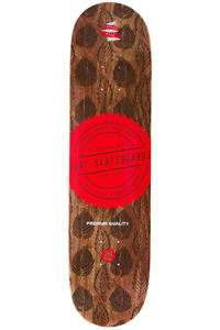 """Jart Skateboards Forrest 7.75"""" Deck (brown)"""