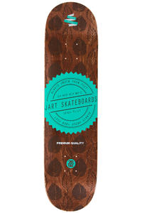 "Jart Skateboards Forrest 7.875"" Deck (brown)"