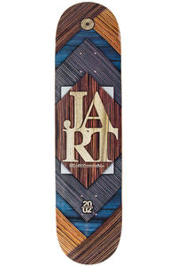 "Jart Skateboards Carpenter 7.875"" Deck (multi)"