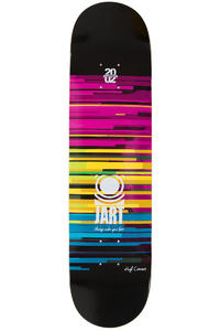 "Jart Skateboards Speed 7.875"" Deck (black)"