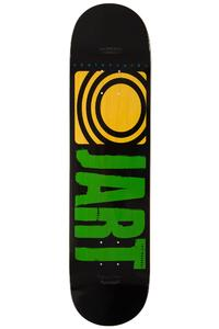 "Jart Skateboards Classic 7.875"" Deck (black)"