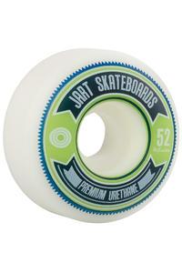 Jart Skateboards Shield 52mm Wheel (white) 4 Pack