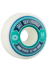 Jart Skateboards Shield 54mm Wheel (white) 4 Pack