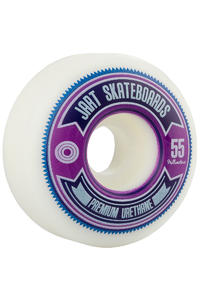 Jart Skateboards Shield 55mm Wheel (white) 4 Pack