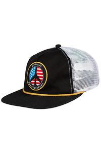 Official Crown of Laurel JT Peacekeeper Trucker Cap (black yellow)