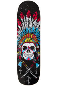 "Jart Skateboards Indian Pool Before Death 8.625"" Deck (black)"