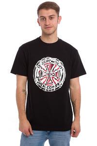 Independent Shredded T-Shirt (black)