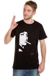 Forvert Easy Leasing T-Shirt (black)