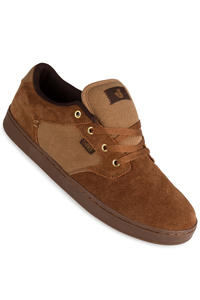 DVS Quentin Suede Shoe (brown gum)