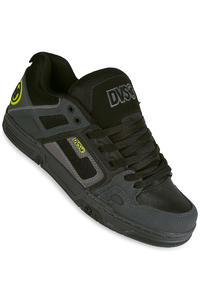 DVS Comanche Nubuck FA16 Shoe (grey black lime)