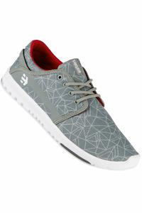 Etnies Scout Shoe (grey light grey red)