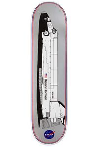 """Baker Herman Apollo 8"""" Deck (grey white)"""