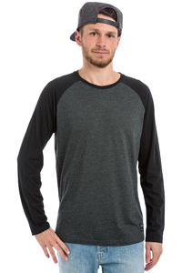 Iriedaily Rugged Longsleeve (black anthracite)