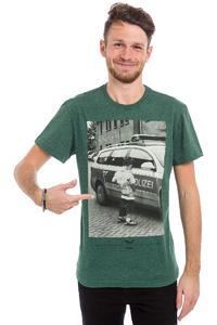 Iriedaily Pissizei T-Shirt (forest melange)