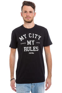 Iriedaily My City T-Shirt (black)