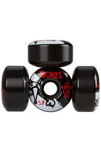 Bones STF-V1 Series II 53mm Rollen (black) 4er Pack