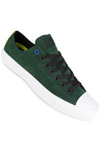 Converse CTAS Pro Shoe (deep emerald black white)