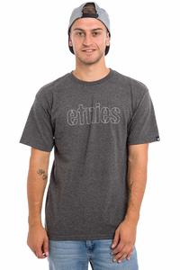 Etnies Mod Stencil T-Shirt (charcoal heather)
