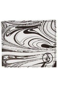 Volcom Corps Small Wallet (paint white)