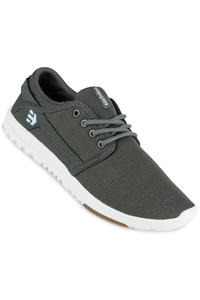 Etnies Scout Shoe women (grey white gum)
