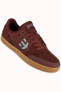 Etnies Marana Shoe (burgundy tan)