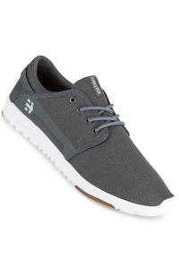 Etnies Scout Schuh (grey white gum)