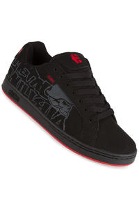 Etnies Metal Mulisha Fader Shoe (black black red)
