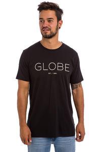 Globe Phase T-Shirt (black white)