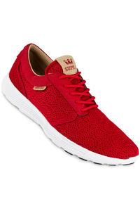 Supra Hammer Run Schuh (red tan white)