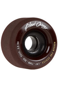 Blood Orange Liam Morgan Pro 70mm 82A Rollen (maroon) 4er Pack