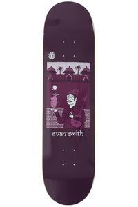 """Element Evan Sanskrit 8"""" Deck (bordeaux)"""