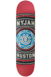 "Element Nyjah Iron 7.75"" Deck (red)"