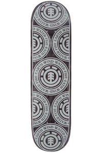 "Element 92 Seal 8.25"" Deck (blak)"