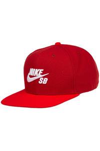 Nike SB Icon Snapback Cap (dark cayenne)