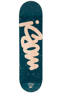 "MOB Skateboards Tag 8.125"" Deck (blue)"