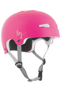TSG Evolution-Solid-Colors Helm women (satin himbeereis)