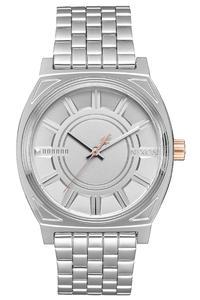Nixon x Star Wars Captain Phasma The Time Teller Uhr (silver)