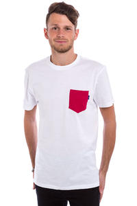Vans Mono Pocket T-Shirt (crimson)