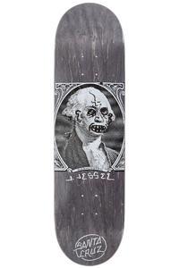 "Santa Cruz Jessee Boner Dollar 8.5"" Deck (black)"