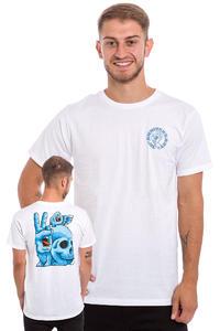 Santa Cruz Jeremy Fish T-Shirt (white)